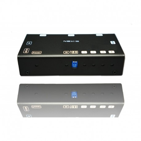 HDMI Matrix Switch 4 in, 2 out
