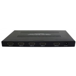 4K HDMI 4x1 Quad Multi-Viewer, Support PIP& Seamless Switch