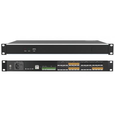 16 ch Digital Audio Processor