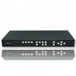 4 port HDMI Free Style Multi-View Switch