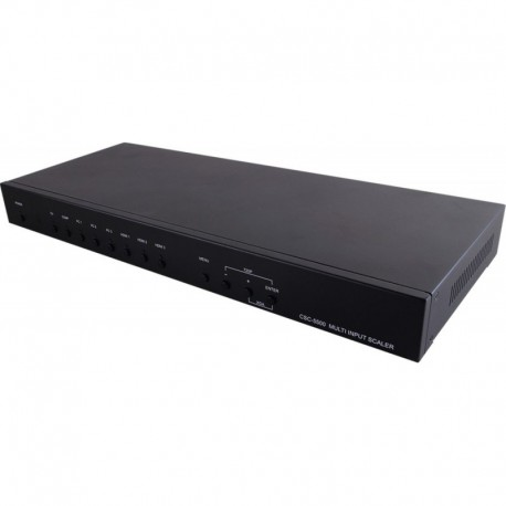 Multi-Input to HDMI, VGA, Component Video Scaler