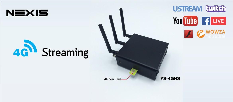 4G Streaming